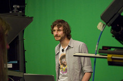 Gotye's NFSA Connects videoconference ((NFSA)) Tags: film archive national sound canberra act gotye nfsa