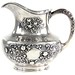 "2000. Gorham ""Fleury"" Sterling Silver Water Pitcher"