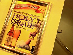 the Holy Grail (Sully858) Tags: london spamalot playhousetheatre