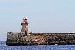 lighthouse (Leo Reynolds) Tags: lighthouse canon river eos iso100 pier 7d groyne 120mm f67 hpexif 0002sec leol30random xleol30x