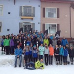 Sun Peaks Van Houtte Cup, March 2013 Group Shot PHOTO CREDIT: Gregor Druzina