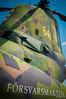 """HKP 4D """"Yngve 64"""" (hjakse) Tags: airshow sverige f3 fc linköping flugtag malmslätt vertol yngve flygvapnet malmen försvarsmakten flyguppvisning y64 hkp4 kv107 svfm f13m östergötlandslän 04064 huvudflygdag"""
