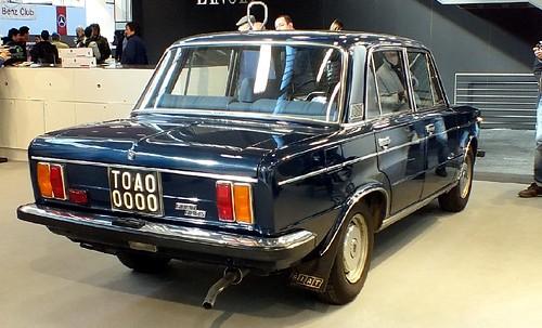 Fiat 125 Agnelli