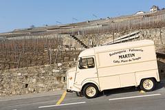 G9341_Lavaux (aamengus) Tags: schweiz switzerland europa europe suisse citroën vineyards léman vaud lavaux typeh vignobles eos5dmarkiii 5d3