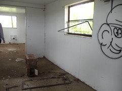 In The Smurf Room (Stripeythecrab) Tags: abandoned minnesota works gopher ammunition ulands gopherordanceworks ordnace