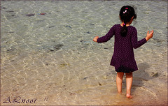 ..     .. (Alnoor_) Tags: beach redsea jeddah beautifulgirl    canond600