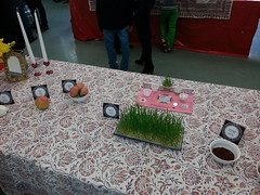 Persian New Year Nowruz Celebration