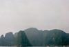 Halong Bay (mayrpamintuan) Tags: ocean travel sea summer sky sun mountain lake mountains green film tourism beach nature water analog asian boats outside outdoors island islands bay boat lomo lomography junk asia vietnamese tour view natural kodak outdoor grain lofi sunny tourist vietnam greens waters grains analogue grainy fujica province lowres halong halongbay ultima junks lowfi citytour fujicast605n kodakultima100 kodakultima