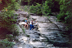 Intrepid climbers (babyfella2007) Tags: road birthday christmas old trip family party white mountain playing jason fall college sc water toys living tim nc child photos gene south rip nick north young falls southern climbing taylor carolina timothy beaufort nicky tinker depace mccarty ridgeland baughman jct batesburg