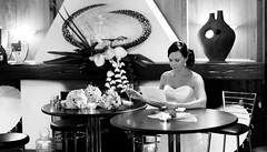 Anna+Nathan-B+W-71 (Avesh Vather) Tags: new wedding anna gardens canon nathan auckland zealand zen 2013 5diii