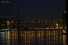 Queensboro Bridge (wyojones) Tags: newyorkcity bridge usa newyork night buildings reflections lights manhattan eastriver np rooseveltisland carlschurzpark blackwellsisland queenborobridge welfareisland fdrexpressway wyojones edkochqueenborobtidge