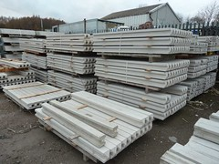 Stacked up Concrete Posts Ready for Dispatch (Armcon Precast) Tags: fence garden concrete industrial finding panel post board fencing manual mold mould gravel fenceposts intermediate molds slotted precast moulds concretepost wetcast armcon