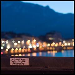 Look at me (Ok Coraline) Tags: night grenoble nuit lheurebleue grenowalk