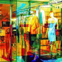 Skin Deep (abstractartangel77) Tags: color photomanipulation mall mannequins bright skindeep shopdummies vividimagination artdigital shockofthenew sharingart awardtree exoticimage netartii