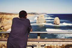 Looking over Gibson's Beach (Leighton Wallis) Tags: tourism view australia victoria tourist vic greatoceanroad twelveapostles 12apostles portcampbell gibsonssteps gibsonsbeach