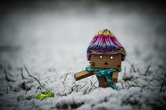 Osterdanbo (Bastian K) Tags: schnee winter snow pentax ostern danbo ostereier k20d smcda50135128