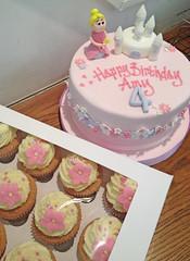 Princess Cake & Cupcake