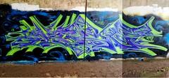 Kise (-THE PYL-) Tags: nottingham uk england colors graffiti montana paint 94 hardcore graff kise notts pyl pylcrew kise1