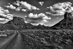 The Old West Lives (Jeff Clow) Tags: nature clouds landscape sagebrush buttes theoldwest professorvalley dcpt tpslandscape