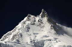 Manaslu (8156 m) close-up, Nepal (Oleg Bartunov) Tags: natureplus flickraward