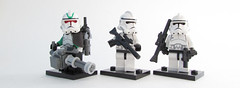 sergeant x of squad y of legion z (justin pyne) Tags: justin fiction red trooper star lego space science poop fi wars minifig squad clone sci legion jetpack sergeant bulk pyne chaingun minifigures z6