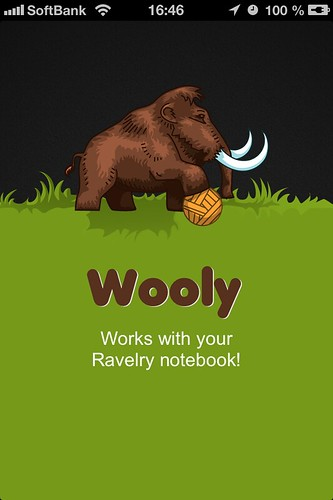Wooly: A Ravelry companion app for Knitting and Crochet