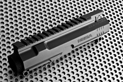 MEGA Arms Billet Upper Receiver (ZERO7ONE-Photography) Tags: arms upper receiver billet ar15 mega zero7one