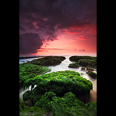 IMG_6885_Web (mroeslan) Tags: sunset bali indonesia landscapes seascapes longexposures mengeningbeach