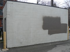 rothko buff (httpill) Tags: streetart chicago art wall graffiti tag graf buff walls removal buffed graffitiremoval buffedwalls