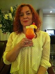 Kate's Tequila Sunrise