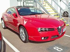 172 Alfa Romeo Brera JTS V6 Q4 Coupe (2006) (robertknight16) Tags: italy alfaromeo 2000s