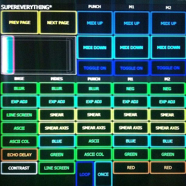 Tweaking the lemur controls for SuperEverything* next week..