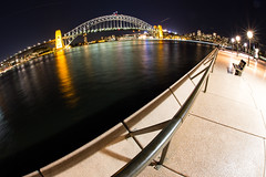 Sydney with Sigma 15mm FIsheye