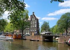 Amsterdam canal (gillybooze) Tags: amsterdam vista allrightsreserved vigilantphotographersunite vpu2 vpu3 vpu4 vpu5 vpu6 vpu7 vpu8 vpu9 vpu10