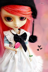 Evangeline (BelladonaGarmog Doll's) Tags: photoshop toy toys photo doll dolls makeup kawaii groove pullip evangeline junplanning prupate panasonicdmcgh2 pullipprupate belladonagarmog