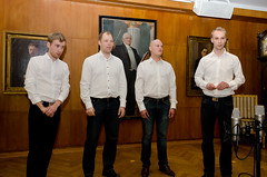 Chivas Regal -kvartettikisat 2013 (Helsinki Academic Male Choir KYL) Tags: music helsinki ky whiskey competition whisky kilpailu quartet musiikki kyl mieskuoro viski chivasregal kisat malechoir laulumiehet kvartetti helsinkiacademicmalechoirkyl kauppakorkeakoulunylioppilaskunnanlaulajat kytalo laulumiestentalo