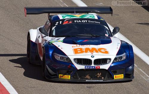 #21 BMW Z4 GT3
