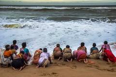 Puri_July_2016_0122 (Satyaki Basu) Tags: sea people india beach canon worship places orissa f28 puri bayofbengal 1755 600d odisha