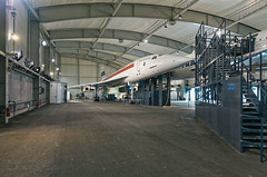 (victortsu) Tags: 93 air airplane architecture aviation avion avions concorde espace france lebourget muse musedelairetdelespace ricoh ricohgr victortsu prototype