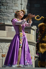 DSC_0176 (photosbyjenna) Tags: disney disneyworld world wdw waltdisneyworld magic kingdom magickingdom tangled frozen anna elsa mickey mickeymouse minnie donald goofy rapunzel flynn