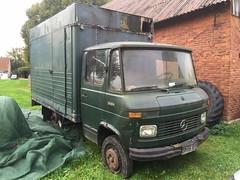 MB 508D (Vehicle Tim) Tags: mercedes mb lkw truck transporter fahrzeug