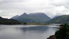 Loch Lomond (LILI 296 ...) Tags: ecosse lochlomond eau lac water brume montagne canonpowershotg7x highlands