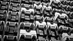 Thousand Windows (Ca'mont) Tags: ourense galicia edificio viacambre arquitectura