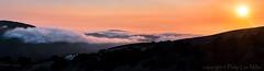 Rolling Fog (philipleemiller) Tags: nature fog marinelayer carmelvalley california d800 panoramas sunset landscape