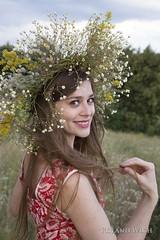 Kiev - Ivan Cupala Festival (Rolandito.) Tags:  kiev kiew ukraine  ivan iwan iwana ivana cupala festival girl portrait