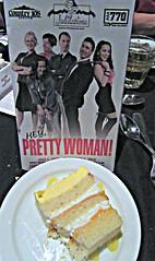 Hey, Pretty Woman1 (annesstuff) Tags: annesstuff orangecake cake dessert jubilationstheatre musical calgary food livetheatre play prettywoman