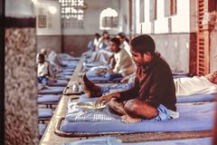 S28 webman in Kalighat_0453 (kcadpchair) Tags: motherteresa missionariesofcharity calcutta kolkata lepers hansen people portrait urban poverty child youngboy younggirl volunteers kalighat