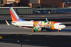 N945WN.PHX.200915 (MarkP51) Tags: n945wn boeing b7377h4 southwest southwestairlines wn florida1 phoenix skyharbor airport phx kphx arizona airliner aircraft airplane plane image markp51 aviation nikon d7100 aviationphotography