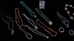 St. Augustine's ECW Making Jewelry For Sale (St. Augustine's Episcopal Church) Tags: outreach ecw dwmo ministry staugustines dioceseofwestmissouri kansascity