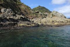 Exploring in the tender, Raoul Island (cathm2) Tags: kermadecs raoul island travel sea coast shore nature newzealand